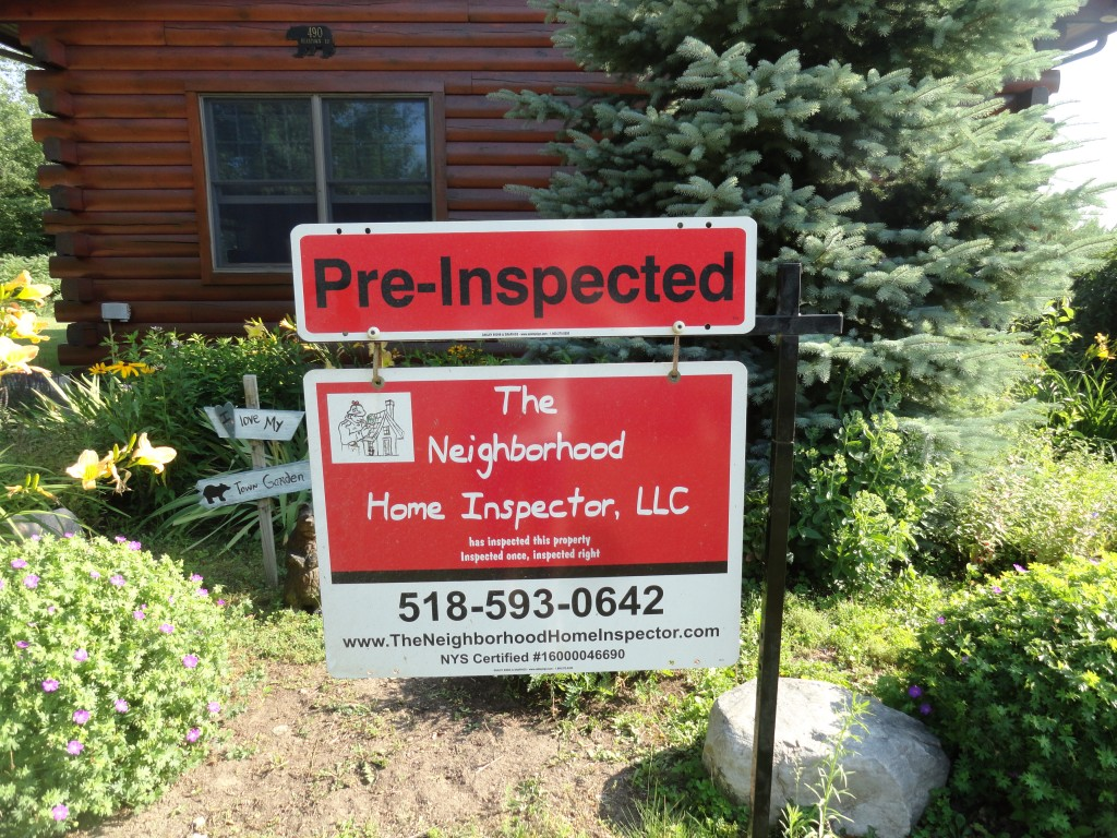 the neighborhood home inspector